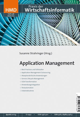 9783898647489: Application Management