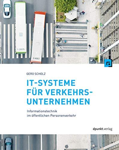 IT-Systeme für Verkehrsunternehmen: Gero Scholz
