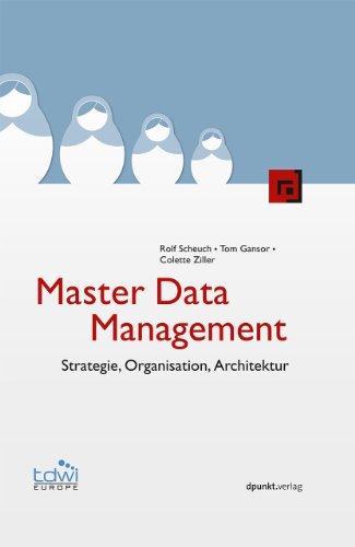 Master Data Management: Rolf Scheuch