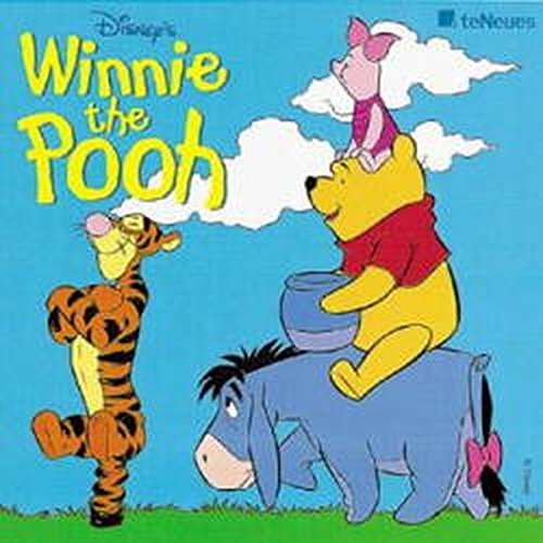 9783898652094: Winnie the Pooh Calendar: 2002
