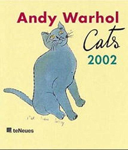 9783898652315: Andy Warhol Cats Calendar: 2002