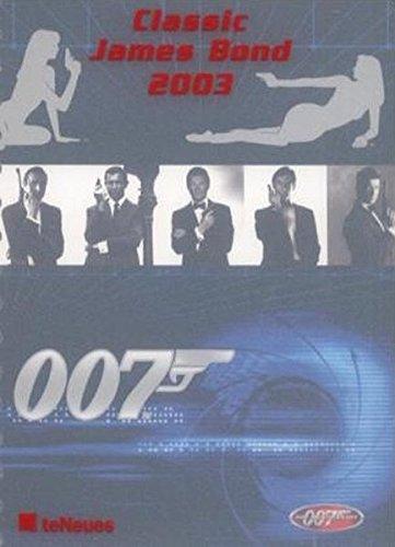 9783898658300: Classic James Bond 2003 Engagement Calendar