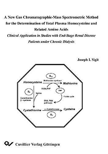 A New Gas Chromatographic-Mass Spectrometric Method for: Joseph Iskendiarso Sigit