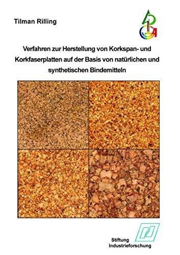 Verfahren zur Herstellung von Korkspan- und Korkfaserplatten auf der Basis von natürlichen und...