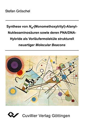 Synthese von Na-(Monomethoxytrityl)-Alanyl-Nukleoaminosäuren sowie deren PNA/...