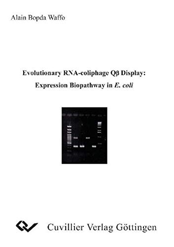 Evolutionary RNA-coliphage Qß Display: Expression Biopathway in E.coli: Alain Bopda Waffo