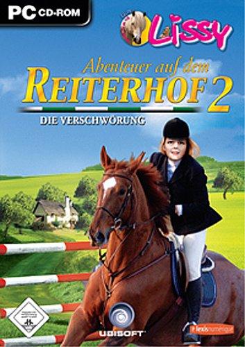 9783898740999: Abenteuer auf dem Reiterhof 2 - Die Verschwörung [Importación alemana]