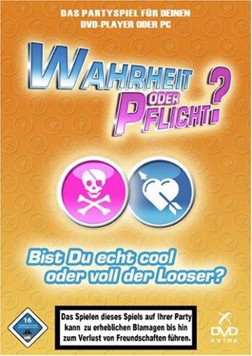 9783898746274: Wahrheit oder Pflicht - Das Partyspiel : Für den DVD-Player