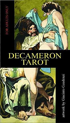 9783898755153: Decamerone Tarot. 78 Karten