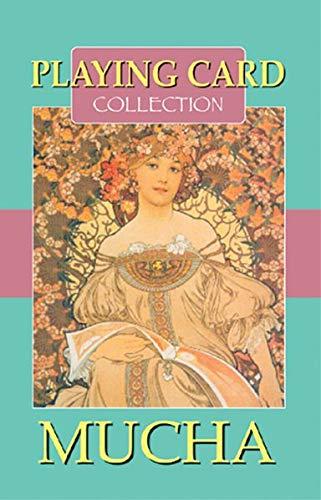 9783898757096: Künstlerspielkarten. Alphonse Mucha. Karten