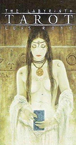 9783898757737: Labyrinth Tarot: 78 Tarotkarten