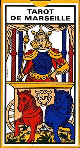 9783898758000: Ancien Tarot de Marseille