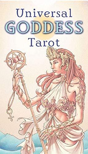9783898758079: Göttinnen Tarot: 78 Tarot-Karten im Standardformat