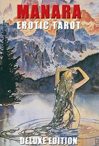 9783898758185: Manara Tarot Deluxe Edition, Tarotkarten u. Beutel
