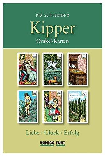 9783898758574: Kipper Orakelkarten. Set