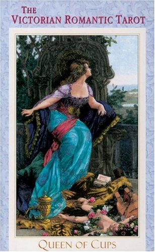 9783898758697: Victorian Romantic Tarot: 78 Tarotkarten mit engl. Anleitung