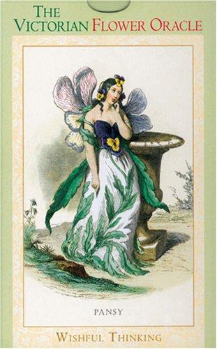 Victorian Flower Oracle, 40 Orakelkarten mit engl. Anleitung (3898758745) by Karen Mahony