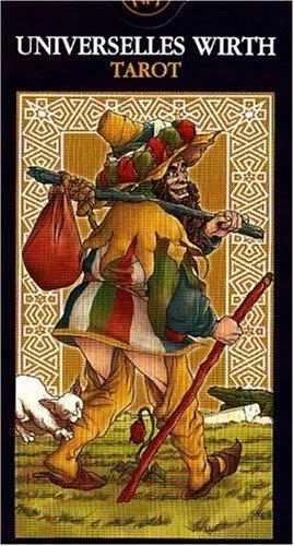 9783898758901: Universal Wirth Tarot: 78 Tarot-Karten mit dt. Anleitung
