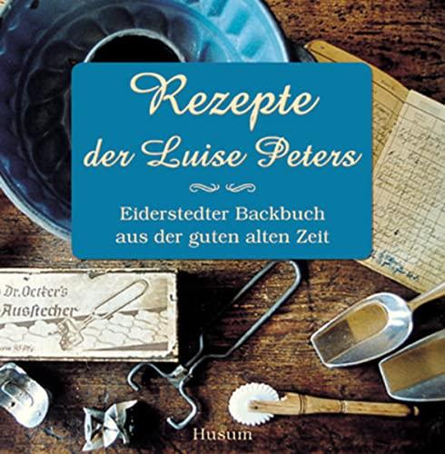 9783898762342: Rezepte der Luise Peters