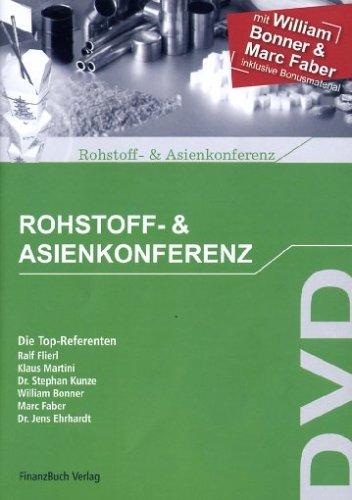 9783898791090: Rohstoff- & Asienkonferenz [Alemania] [DVD]