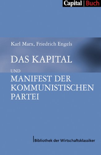 9783898791427: Das Kapital / Das kommunistische Manifest