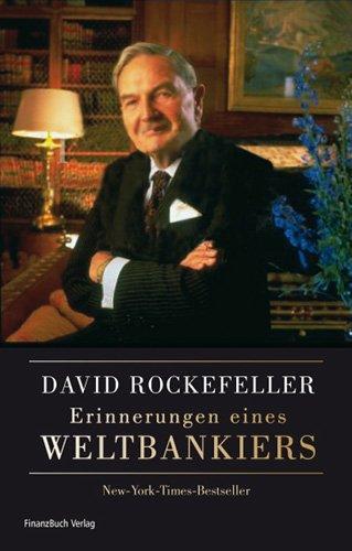 9783898793278: Erinnerungen eines Weltbankiers