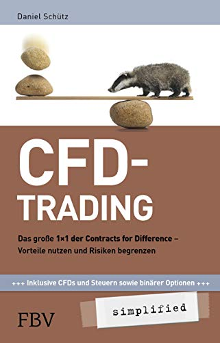 9783898798631: CFD-Trading simplified
