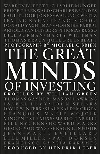 The Great Minds of Investing: William Green