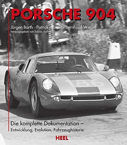 9783898801157: Porsche 904.