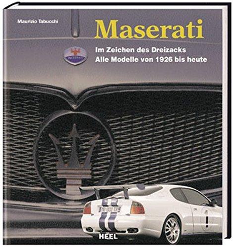 9783898802116: Maserati