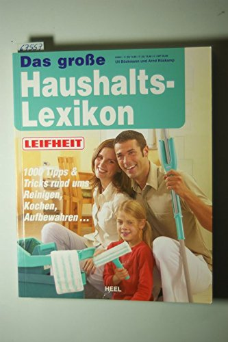 9783898802369: Das große Leifheit-Haushaltslexikon.