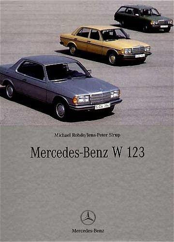 9783898802543: Mercedes-Benz W 123