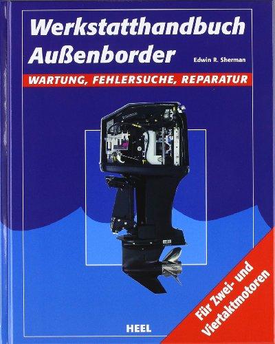 9783898802598: WERKSTATTHANDBUCH AUSSENBORDER