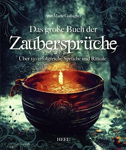 9783898803045: Das große Buch der Zaubersprüche.