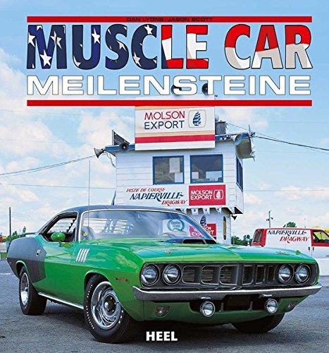 9783898803472: Muscle Car Meilensteine