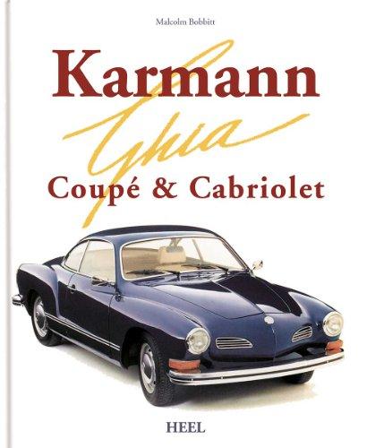 9783898803502: Karmann-Ghia: Coupé und Cabriolet