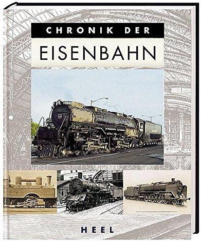 9783898804134: Chronik der Eisenbahn