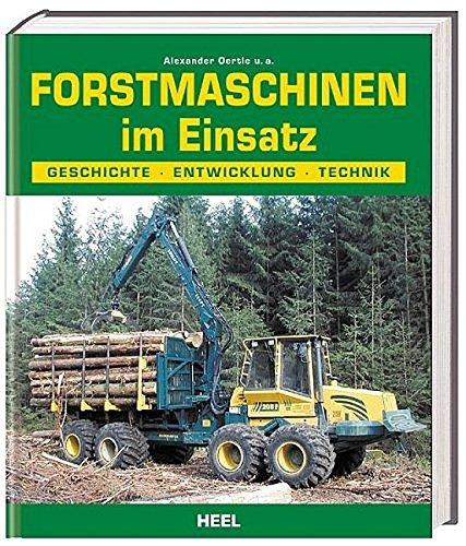 9783898804165: Das neue große Forstmaschinen-Buch