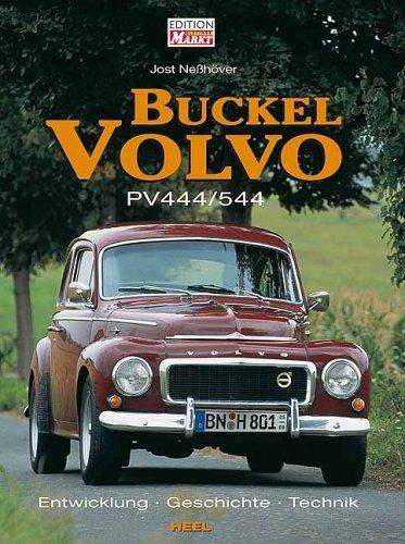 9783898804226: Volvo PV 444/544