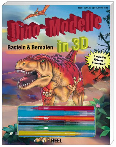 Bastel dein Dino-Modell (3898804763) by Walter Foster