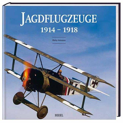 9783898806466: Jagdflugzeuge 1914 - 1918