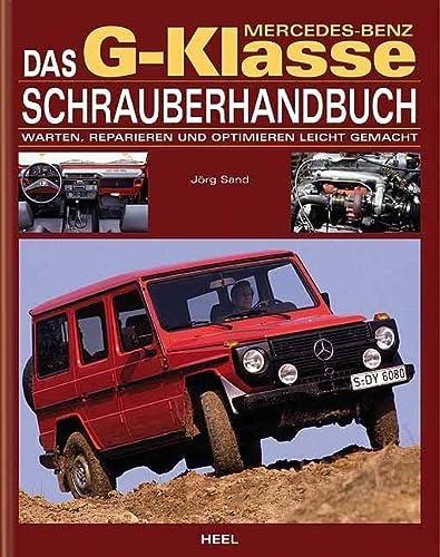 9783898807180: Mercedes Benz G Klasse Schrauberhandbuch