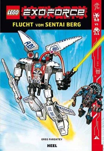 9783898807319: Exo-Force: Flucht vom Sentai-Berg