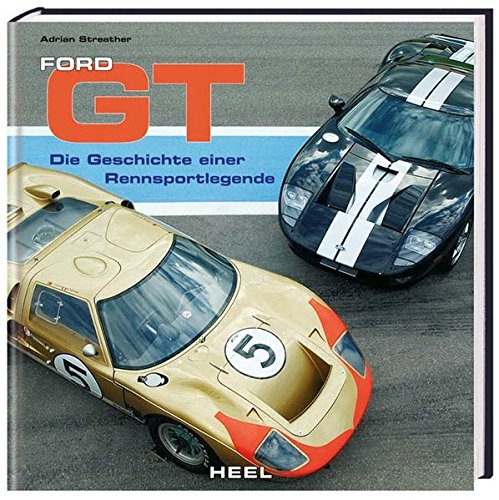 9783898808385: Ford GT