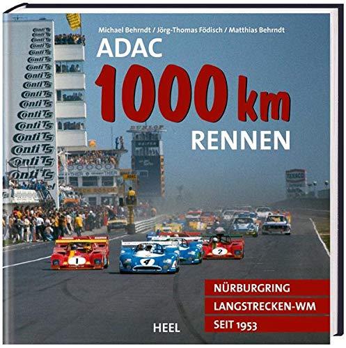 9783898809030: ADAC 1000 km Rennen