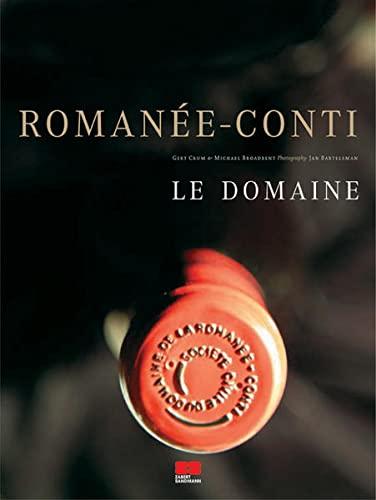 9783898831031: Romanée-Conti - Le Domaine.