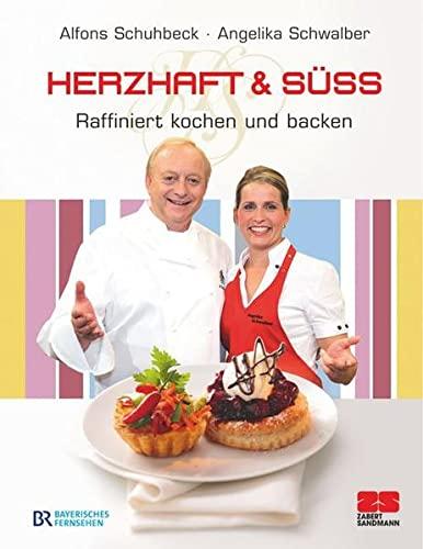 9783898832571: Herzhaft & Süß: Raffiniert kochen und backen