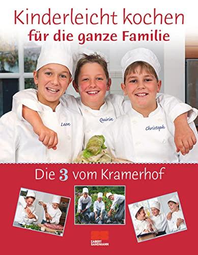 9783898832649: Kinderleicht kochen für die ganze Famili