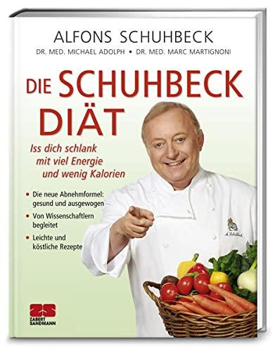 9783898833646: Die Schuhbeck-Diät: Viel Energie mit wenig Kalorien