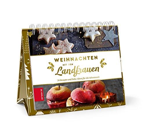 Adventszeit Ideen.9783898838351 Weihnachten Mit Den Landfrauen 24 Rezepte